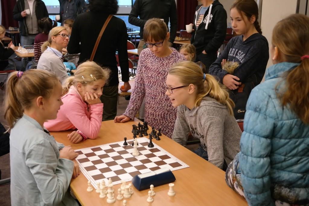 Girls for Grandmaster