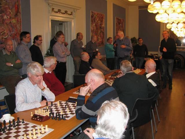 Hans Berrevoets opent het 20ste Den Witten Haen-toernooi