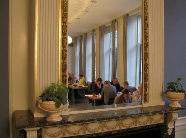 Het 20ste Den Witten Haen-toernooi werd weer gespeeld in de statige Gijs van Aardennezaal