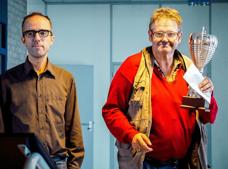Van den Doel en Epishin Foto: Kees Brinkers