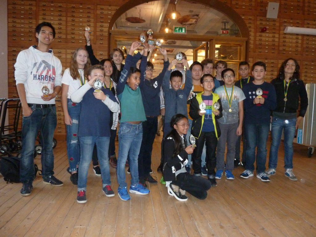 """Alle """"Rotterdamse"""" deelnemers"""