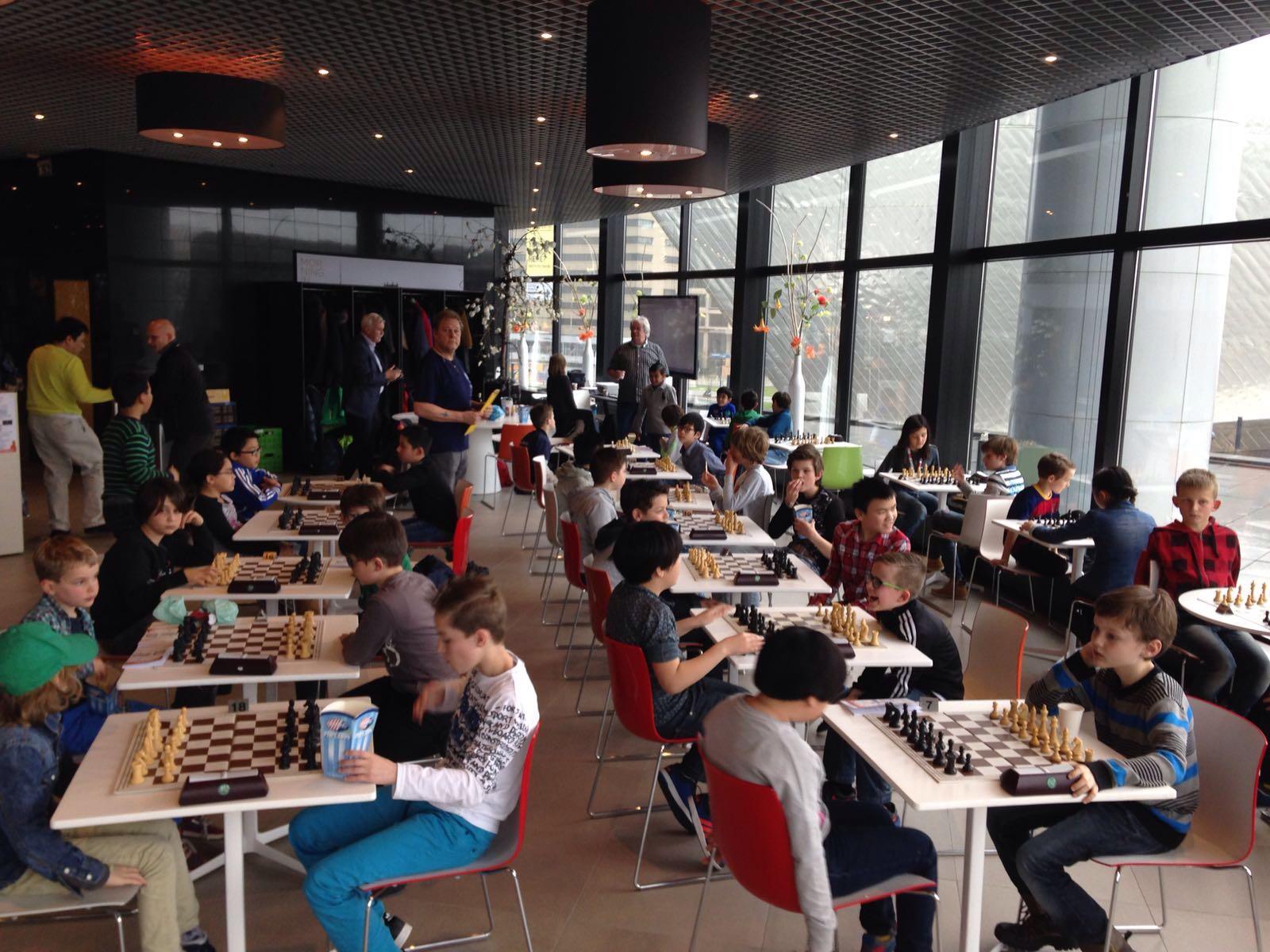 arber open schach