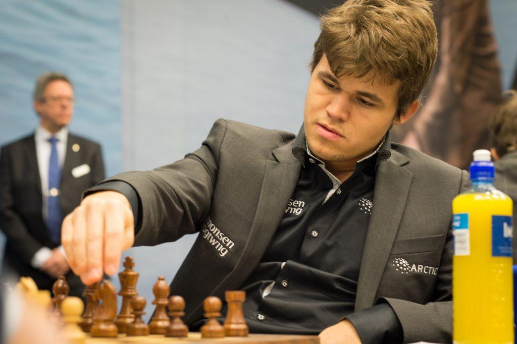 Magnus Carlsen (Tata Steel 2013)