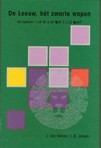 """Omslag van de 1e druk van """"De Leeuw"""""""