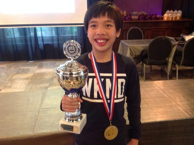 Yichen Han Nederlands Kampioen E 14-04-2017