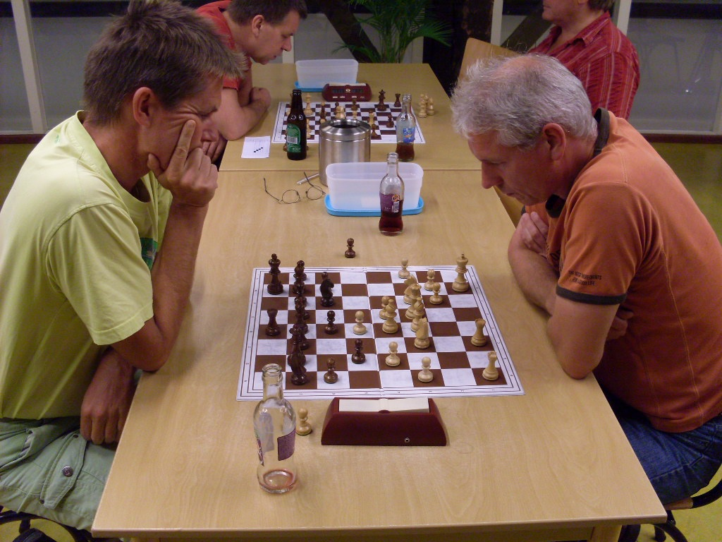 René de Lange en John Onderdelinden