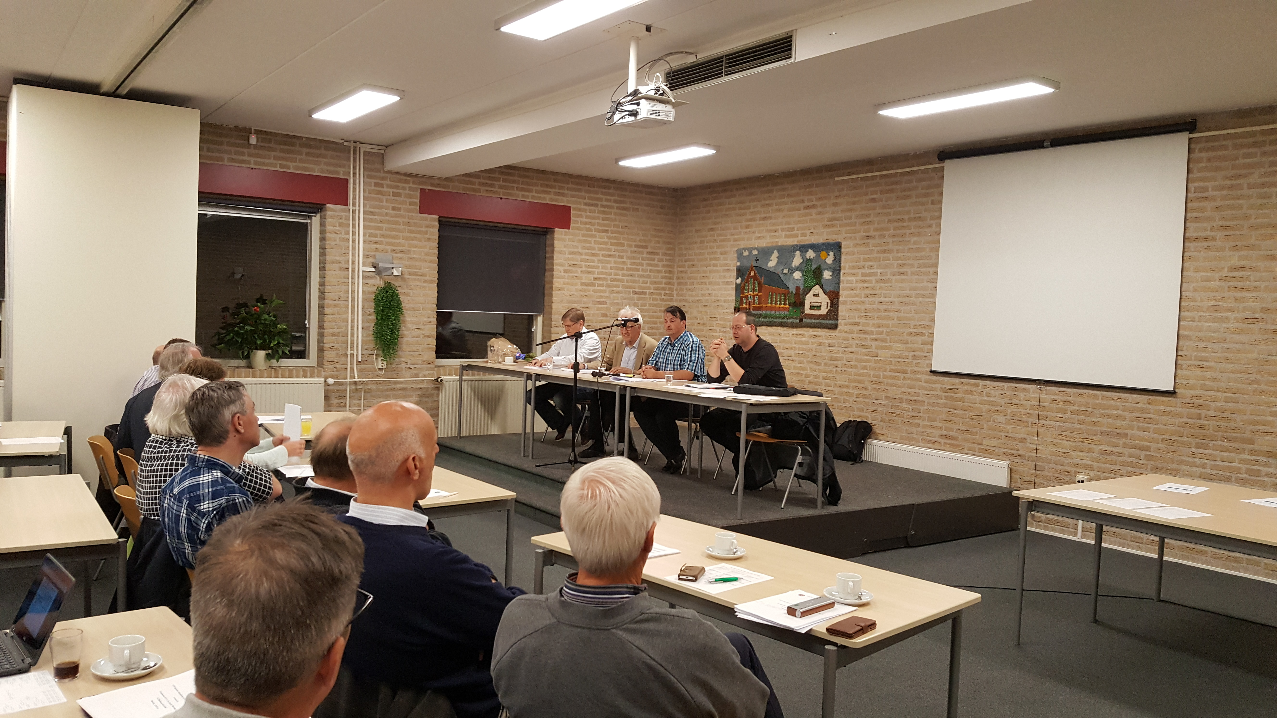 Algemene Vergadering van de RSB - 13 september 2017 (2)