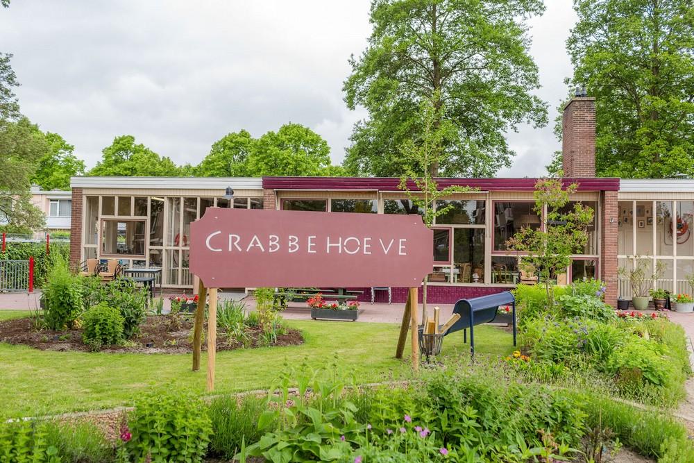 De Crabbehoeve. Thuishaven van SC Dordrecht
