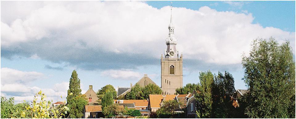 Foto van de website www.grotekerkoverschie.nl