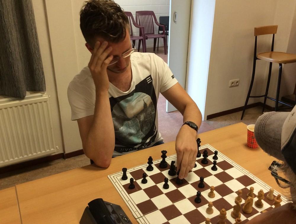 Niels Mijnster - Koploper in groep 1