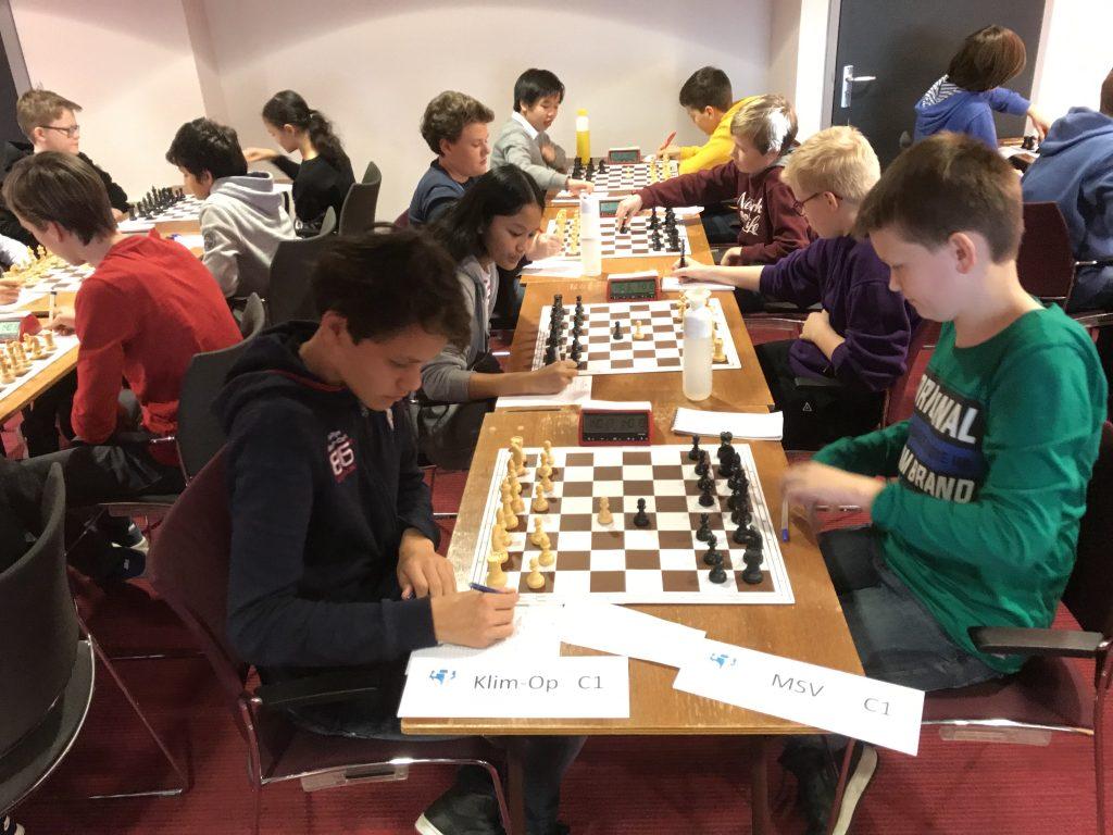 SSV KlimOp C1 NL kampioen 2019
