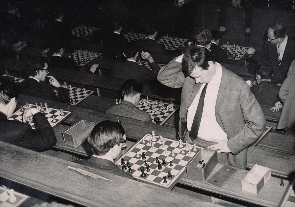 Herman 1967 Simultaan collegezaal
