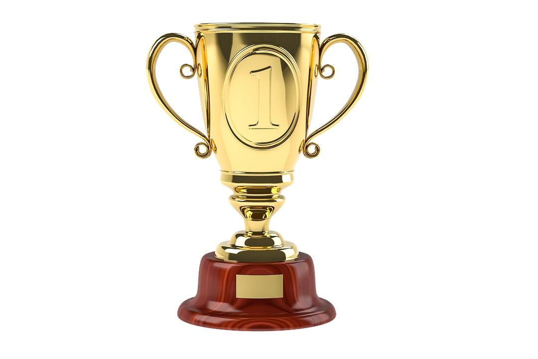 Trofee. Bron: Pixabay 31-10-2020